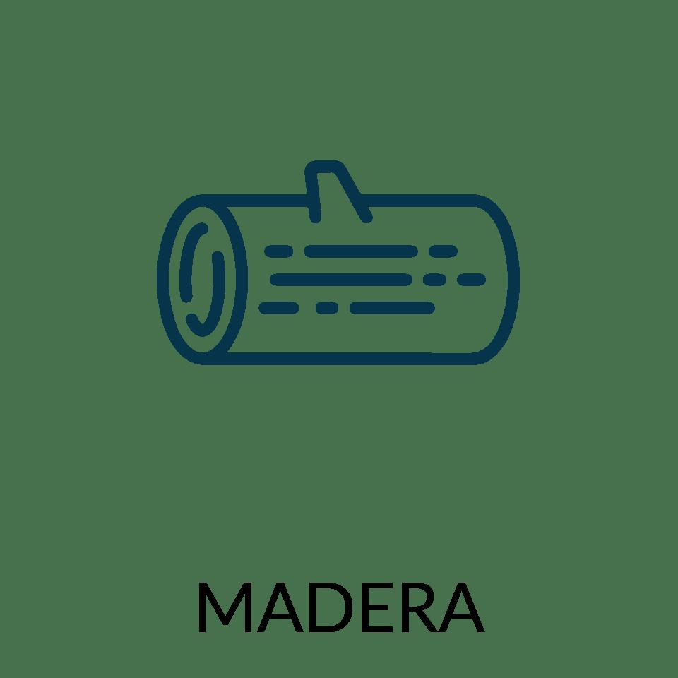 Colector de polvo para el sector maderero