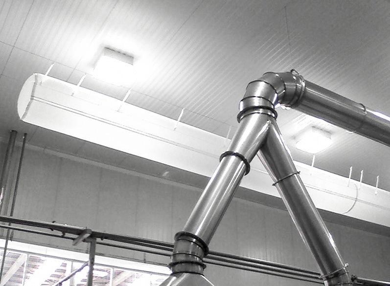 fabricacion de ducteria