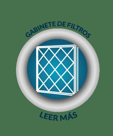 gabinete de filtros icono