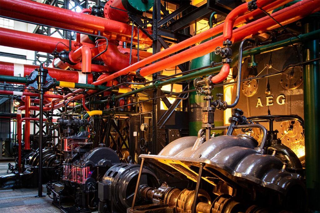 temperatura alta proceso de climatización industrial